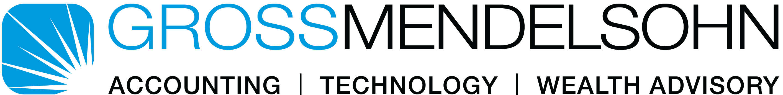 Gross Mendelsohn Baltimore CPA Accountant Logo